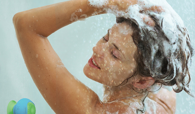 You don't need a serious case of dandruff to use a special shampoo